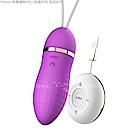 香港LETEN 隱形寶貝系列 高爾夫 GOFL 10頻 無線遙控情趣跳蛋 電池款 紫