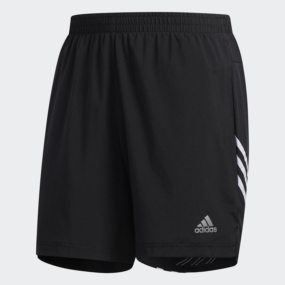 adidas 短褲 運動 慢跑 健身 男款 黑 FK1939