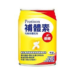 補體素 優纖A+不甜即飲(24罐)