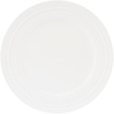CreativeTops Mikasa漣漪骨瓷淺餐盤(28cm)