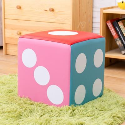 AS-骰子椅凳-31.5x31.5x31.5cm