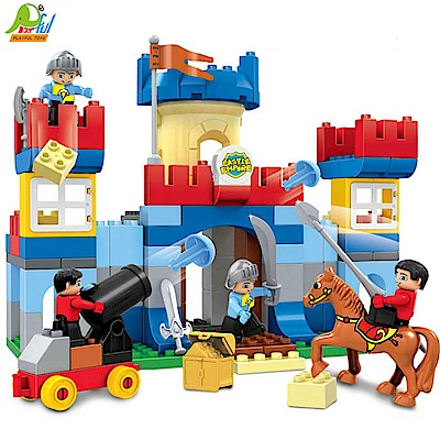 Playful Toys 頑玩具 帝國城堡積木組