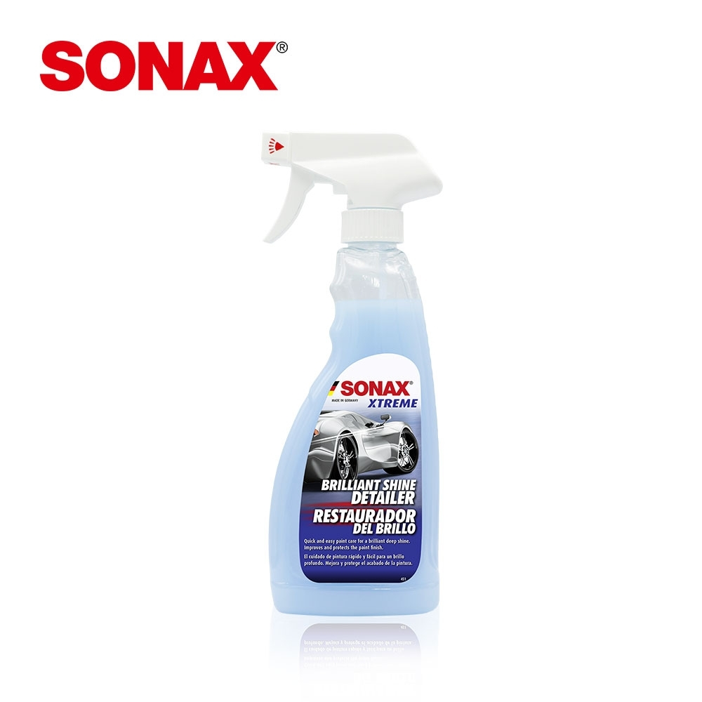 SONAX 超撥水鍍膜500ml 德國原裝 鍍膜保養 快速鍍膜 抗UV 完美撥水-急速到貨