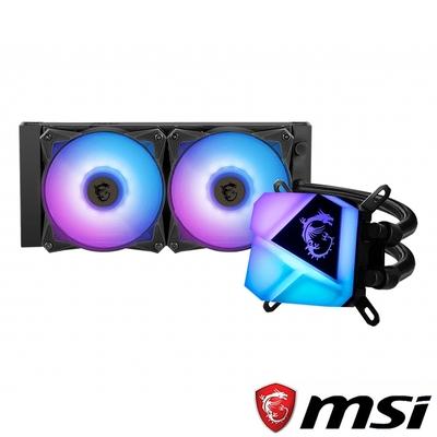 MSI微星 MAG CORELIQUID C240 水冷風扇