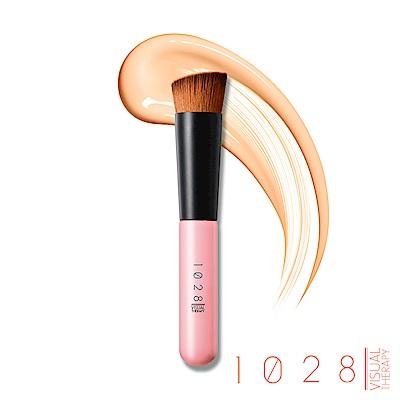 新品上市-1028薄透亮無痕底妝刷-131粉色款