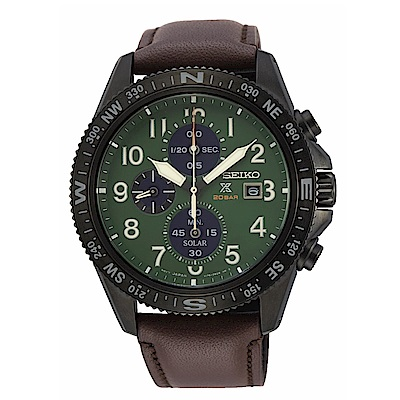 SEIKO PROSPEX 陸行者太陽能計時腕錶SSC739P1/V176-0BB0G