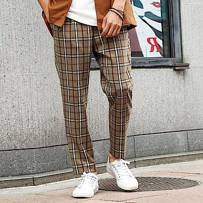 流行時尚休閒九分褲(6色) ZIP日本男裝