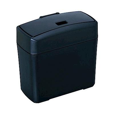 SEIWA兩種掀蓋式車用垃圾桶/置物桶