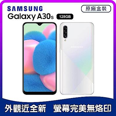 【福利品】SAMSUNG Galaxy A30s (4G/128G) 6.4吋三鏡頭智慧手機