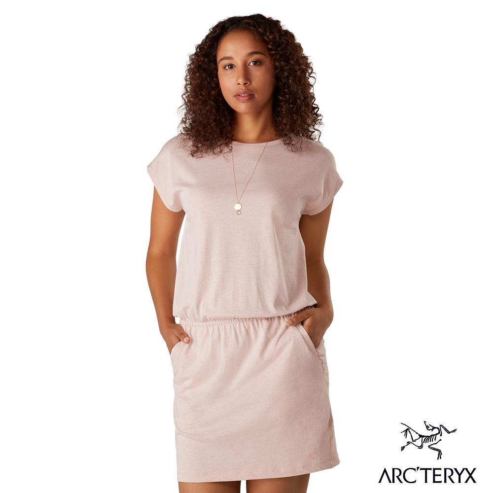 Arcteryx 始祖鳥 女 24系列 Ardena 有機棉 連身裙 元素粉