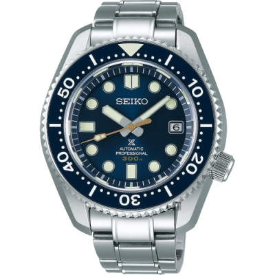 SEIKO精工 Prospex Marine Master 300米機械錶SLA023J1