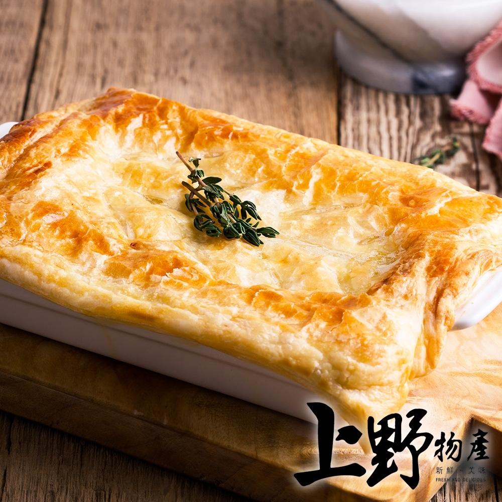 (滿899免運)【上野物產】起酥片( 490g土10%/10片/包) *1包