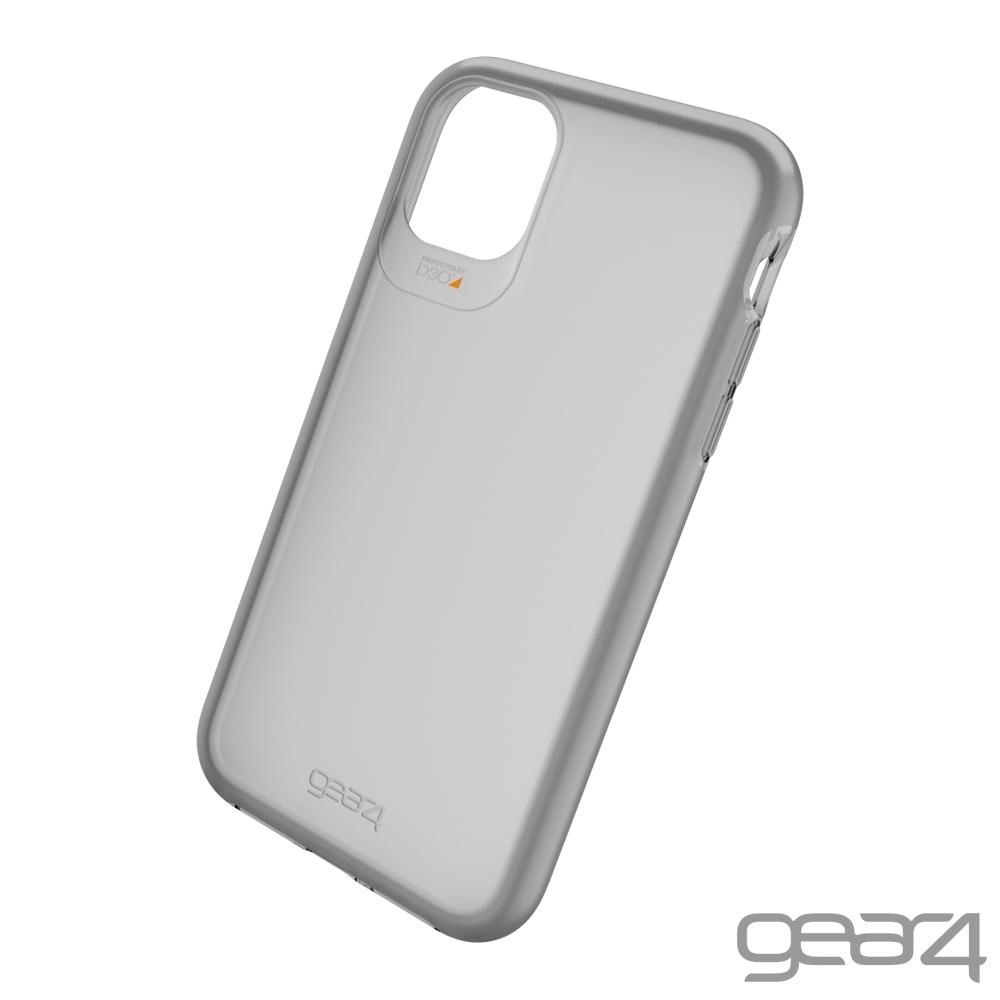 Gear4 Hampton iPhone 11 Pro Max 霧透黑防摔保護殼