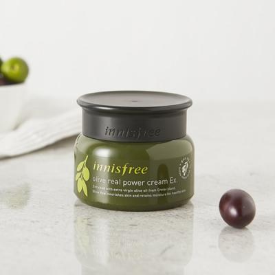 【Innisfree】橄欖真萃潤澤霜