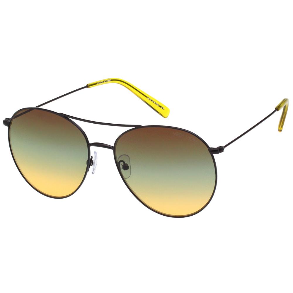 VEDI VERO 飛官款 太陽眼鏡 (黑色)