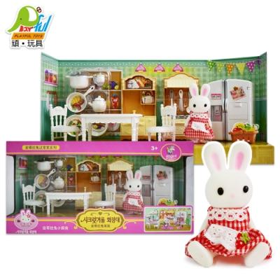 Playful Toys 頑玩具 安哥拉兔家族