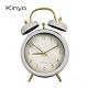 KINYO經典復古金屬鬧鐘(灰)ACK7109GY product thumbnail 1