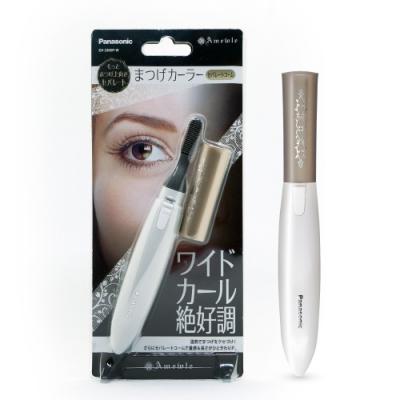 日本Panasonic 持久纖長捲翹睫毛器EH2385P-W