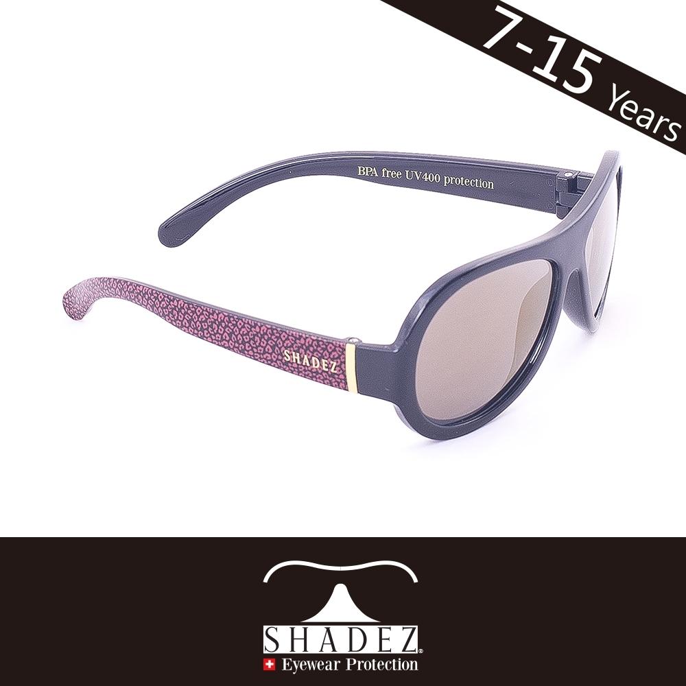 瑞士SHADEZ 兒童太陽眼鏡SHZ-29(年齡7-15)--黑色豹紋