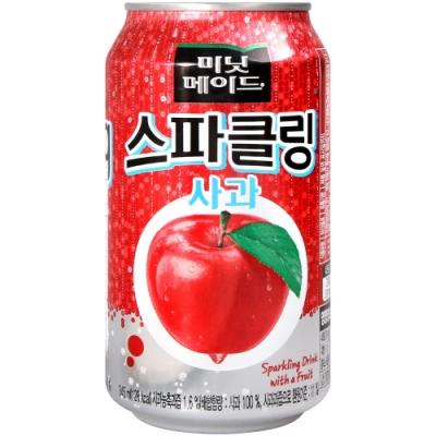 Coca Cola SPARKLING 蘋果碳酸飲料(345g)
