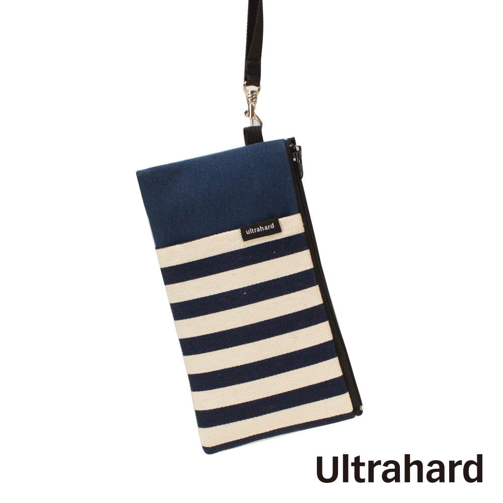 Ultrahard 經典條紋手機袋-粗藍條