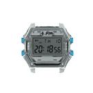 I AM 玩色新革命電子錶-淺灰錶盤_大(IAM-110)41x44mm