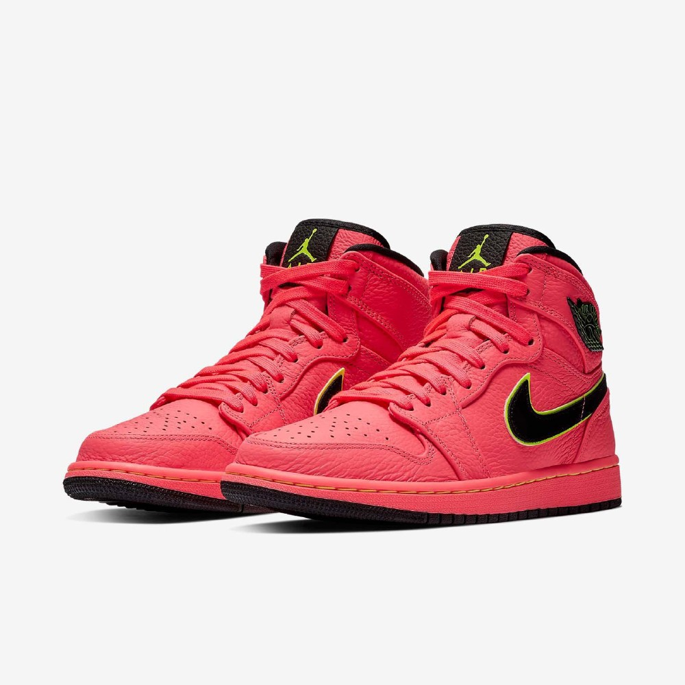 Nike 休閒鞋 Air Jordan 1 高筒 運動 女鞋