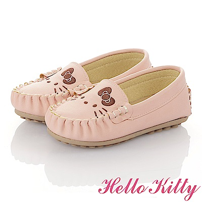 HelloKitty 親子鞋-百搭輕量柔軟減壓防滑休閒童鞋-粉