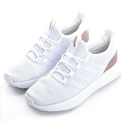 ADIDAS-CLOUDFOAM ULTIMATE女慢跑鞋-白