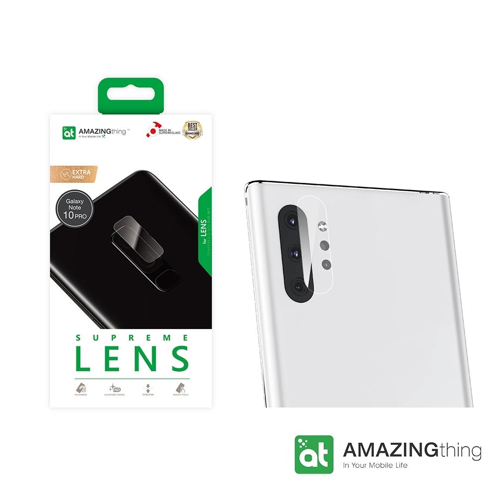 AMAZINGthing 三星 Galaxy Note 10 Plus 鏡頭強化玻璃保護貼