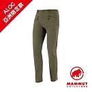 【Mammut】Trekkers2.0 防潑長褲 綠鬣蜥 男款#1021-00410