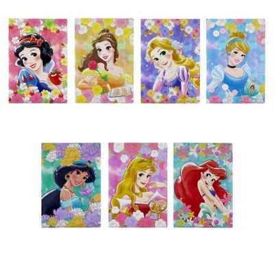 Disney迪士尼公主系列L資料夾