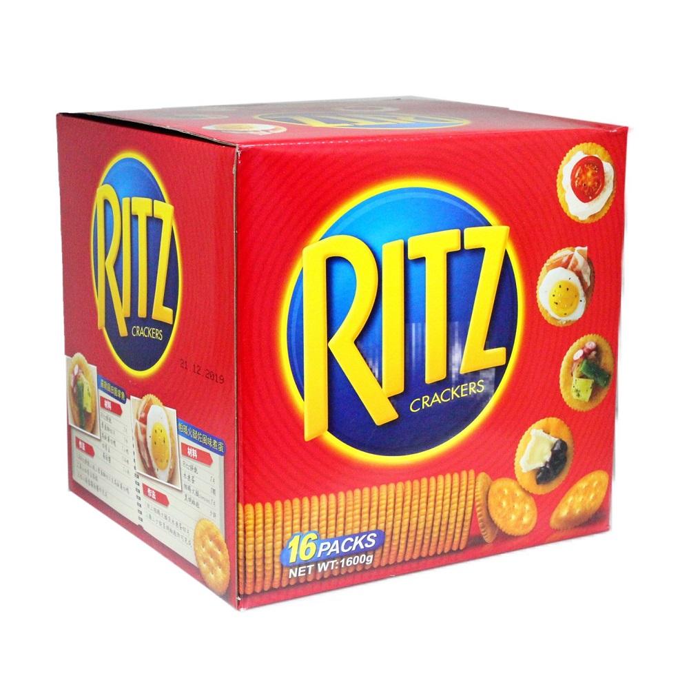 RITZ麗滋餅乾(100gx16入)