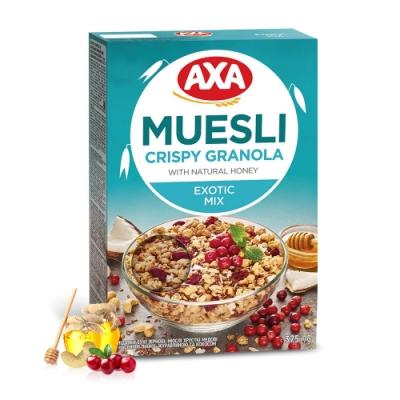 699免運瑞典AXA亞麻籽莓果穀物麥片375g