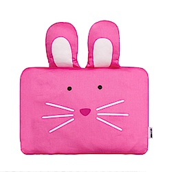 Milo&Gabby 動物好朋友-嬰兒枕頭套(LOLA兔兔)