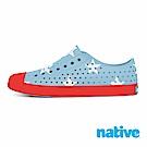 native JEFFERSON PRINT 男/女鞋-藍莓紅莓