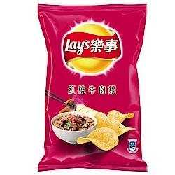 樂事洋芋片 紅燒牛肉麵口味(97g)