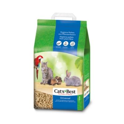 德國凱優Cat′s Best-粗顆粒木屑砂(藍標崩解型) 5.5kg