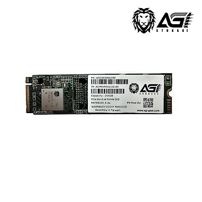 AGI 亞奇雷 256GB PCIe SSD 固態硬碟