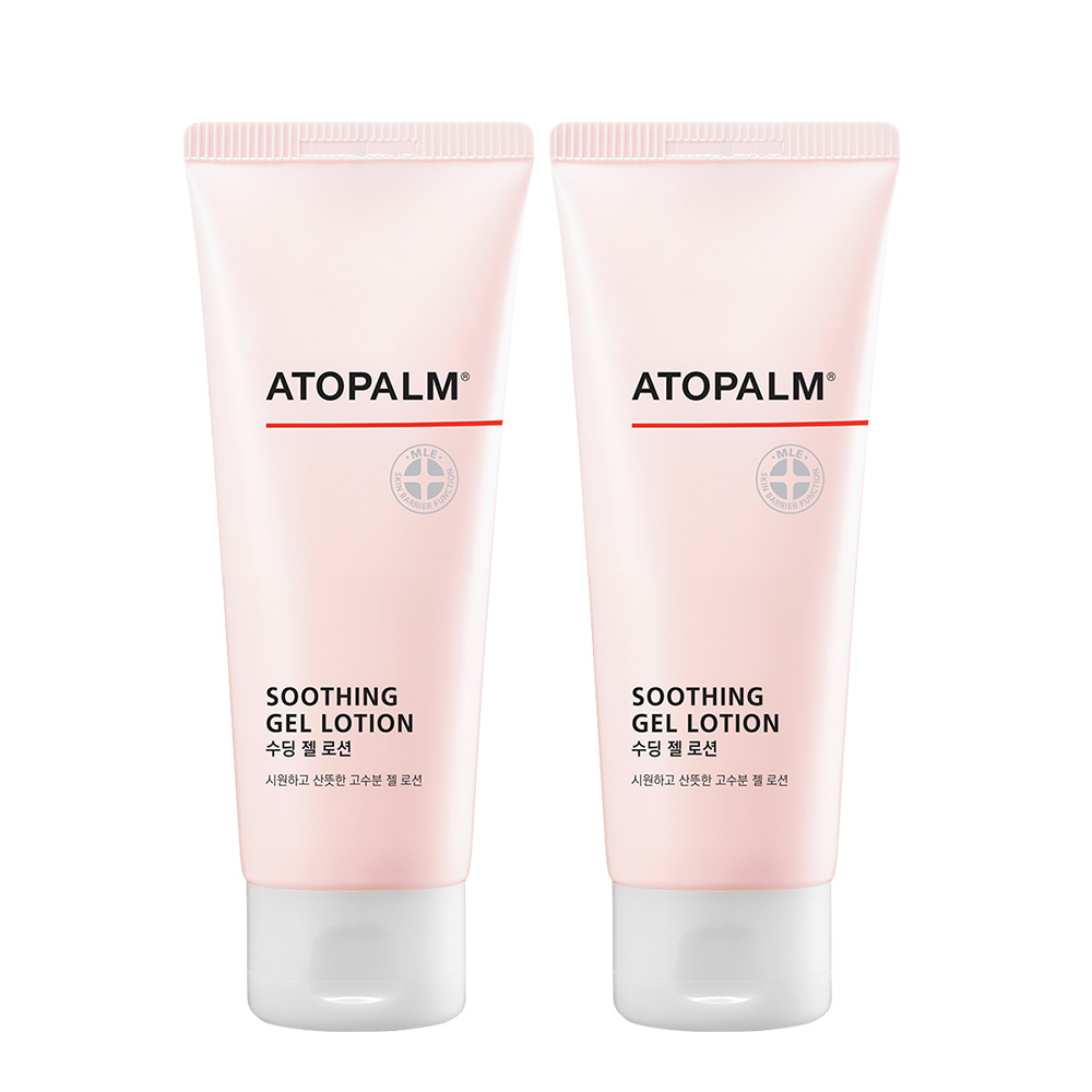 ATOPALM愛多康 全效舒敏修護水凝乳 買一送一