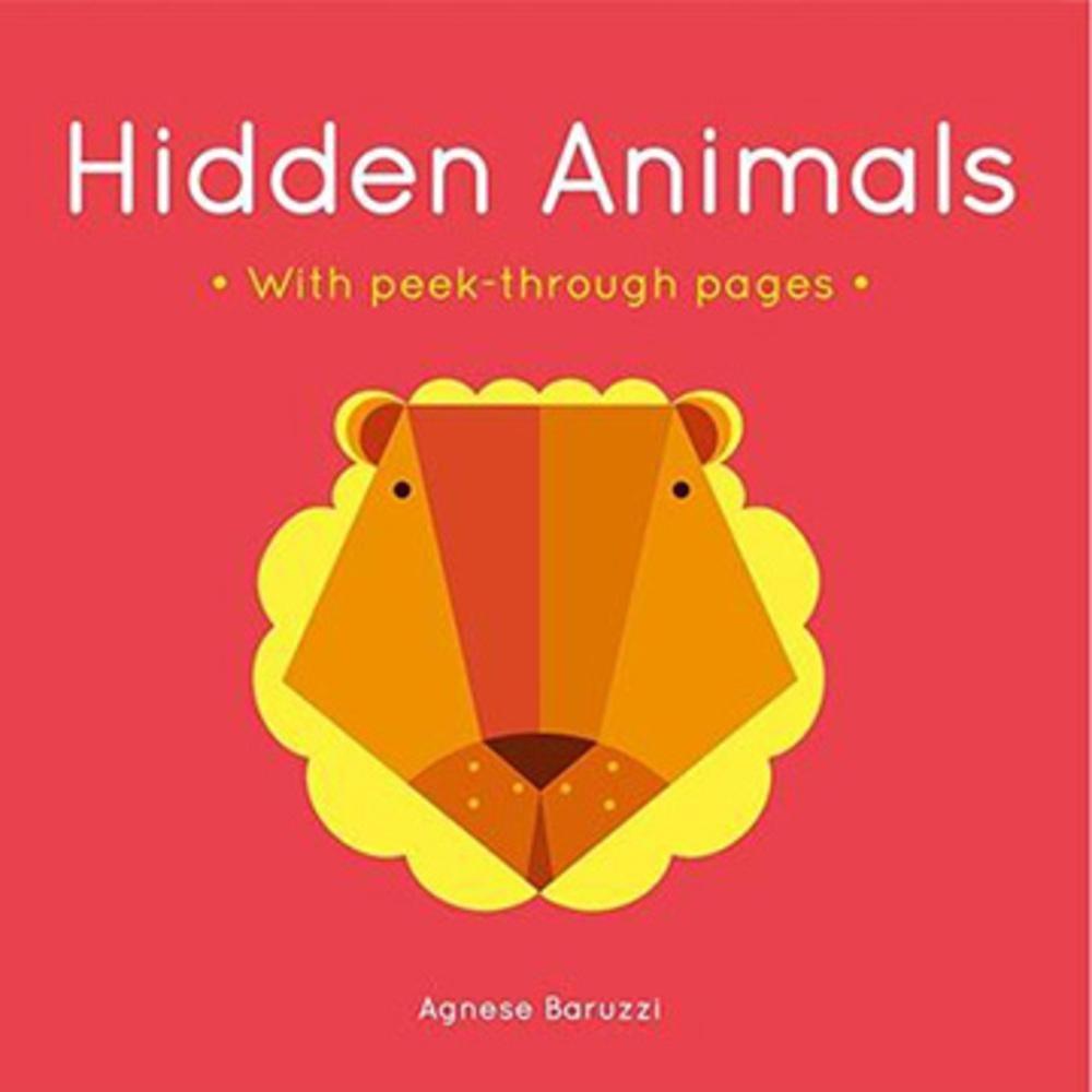 Hidden Animals 尋找動物趣味硬頁書