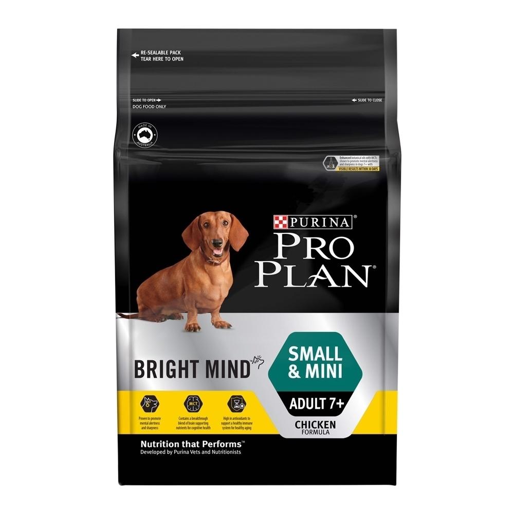 PRO PLAN冠能-小型及迷你熟齡犬7+MCT活齡配方 7kg