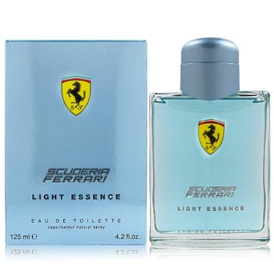 Ferrari 法拉利 LIGHT ESSEMCE 氫元素男性淡香水 EDT 125ml