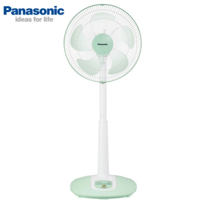 Panasonic國際牌 14吋 3段速微電腦自然風電風扇 F-L14BMS
