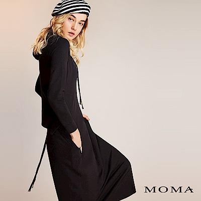 限時商品 | MOMA 後抽繩連帽洋裝