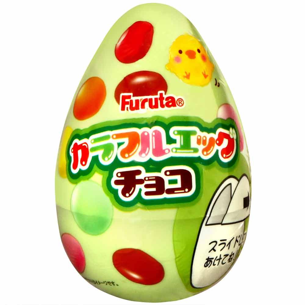 FURUTA 七彩代可可脂巧克力豆(20g)