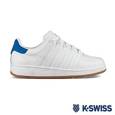 [零碼出清]K-SWISS Classic VN Heritage運動鞋-女-白/藍/橘