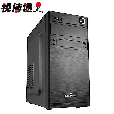Superchannel 視博通 小魔龍 M-ATX  電腦機殼