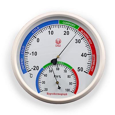 COMET 20CM精準機械掛式溫濕度計(TM-07)