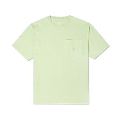 CONVERSE FASHION POCKET TEE 男 短袖上衣 口袋上衣 綠色 10021491-A03